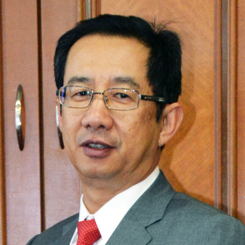 YBhg. Dato' Seri Dr. Chen Chaw Min (Secretary General at Ministry of Health Malaysia)