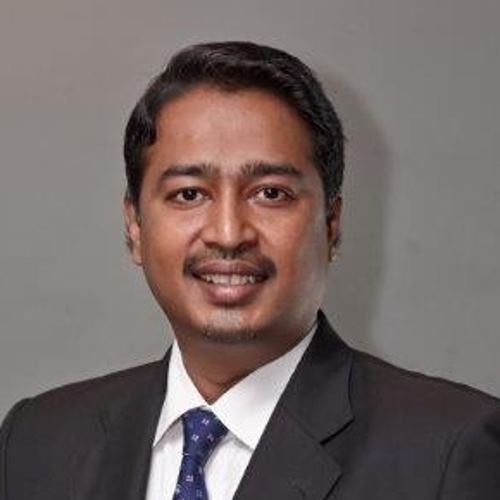 Anthony Raja Devadoss (Managing Director & Business Head of PERSOLKELLY Consulting)