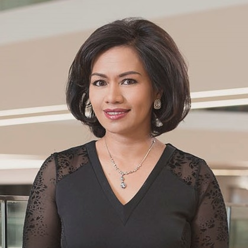 Ira Noviarti (VP Beauty and Personal Care at PT Unilever Indonesia, Tbk.)