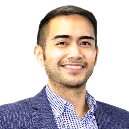 Juan Paolo Araneta (Associate Director of Pacific Cross Philippines)