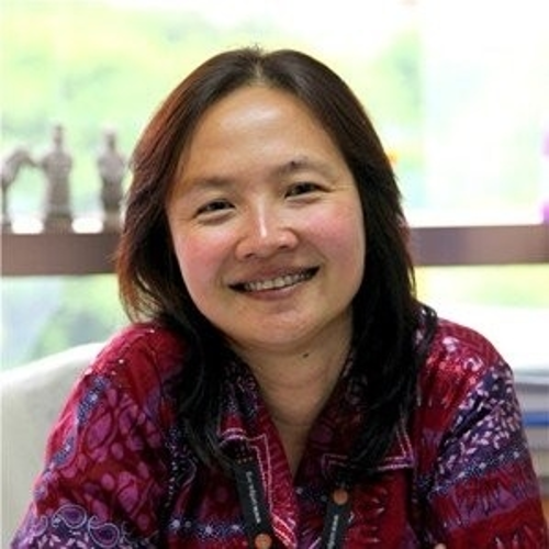 Lany Harijanti (Country Program Manager at GRI Indonesia)