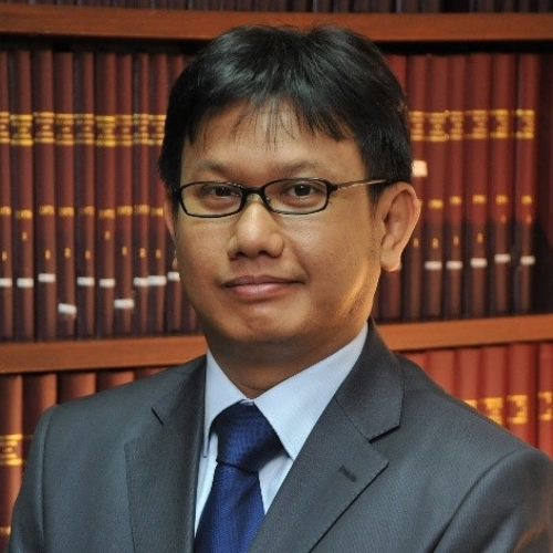 Mr. Azrul Hamid (External Expert at South-East Asia IPR SME Helpdesk)
