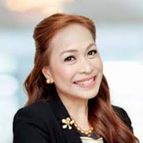 June Cheryl Cabal-Revilla (ED, CFO, and Chief Sustainability Officer at Metro Pacific Investments Corporation)