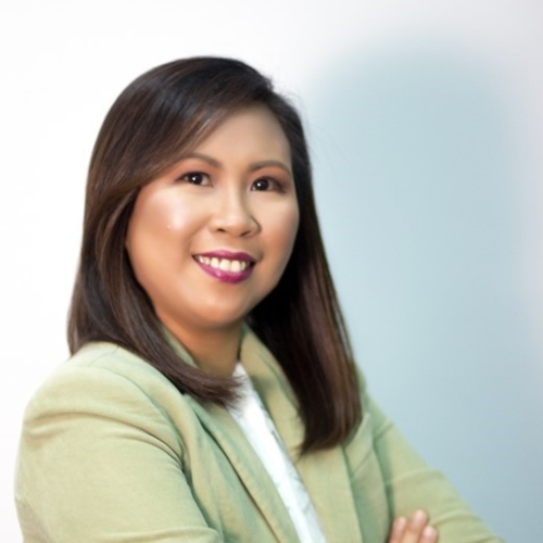 Fe P. Ontog (Site Head of Contact Centre (US and CANADA) at GSC Philippines)